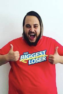 """The Biggest Loser 2018""-Kandidat Christos"