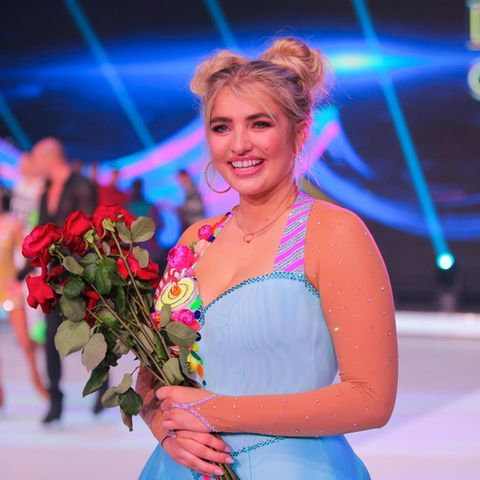 Sarina Nowak, Dancing on Ice