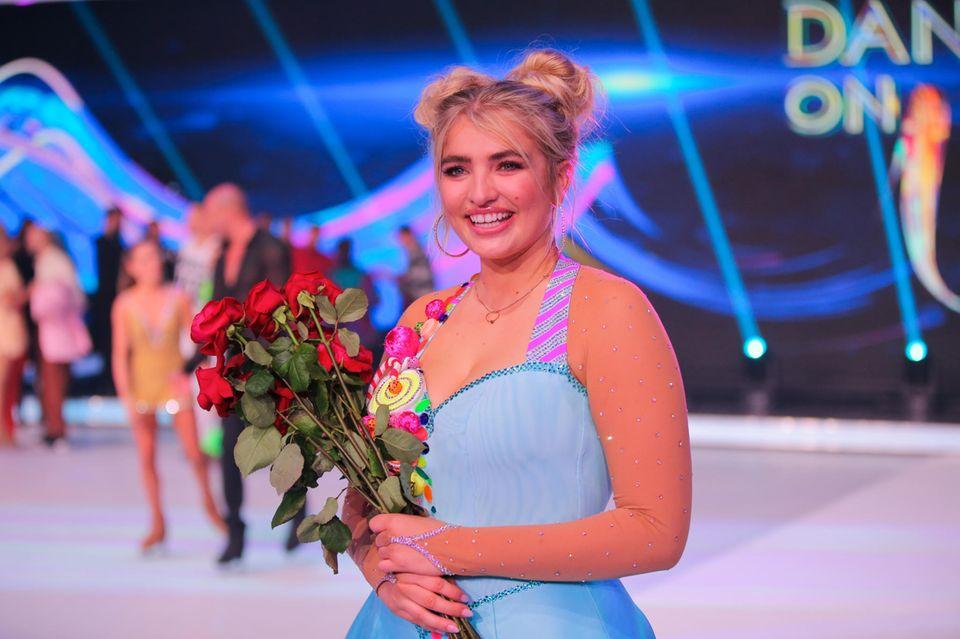 Sarina Nowak, Dancing on Ice