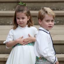 Prinzessin Charlotte, Prinz George