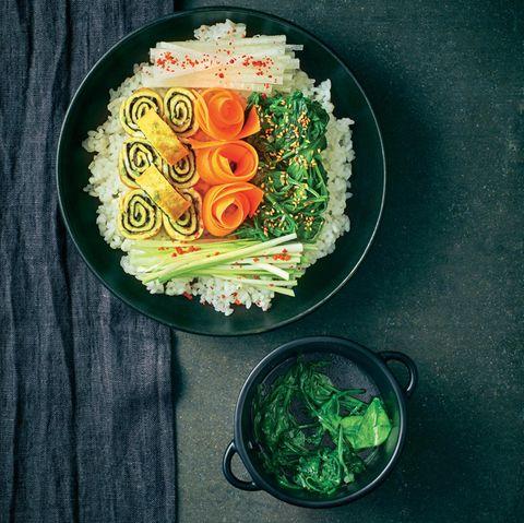 Koreanische Reisschale