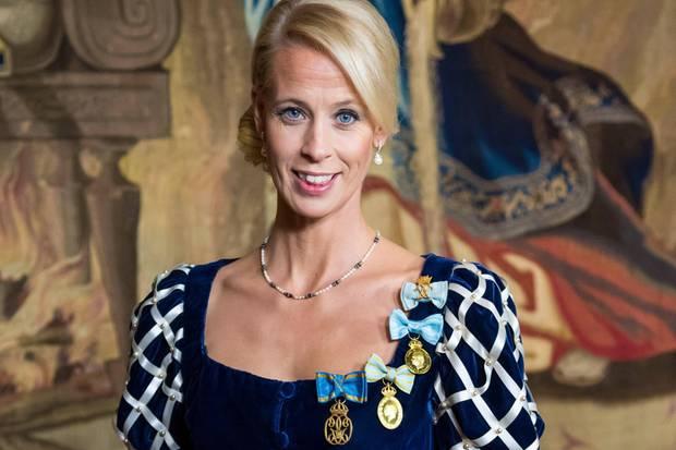 Karolin Johansson, Prinzessin Victoria