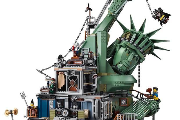 "LEGO Set ""Willkommen in Apokalypstadt"""