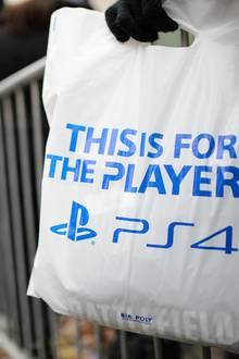 PS4-Konsolen sind immer noch sehr begehrt