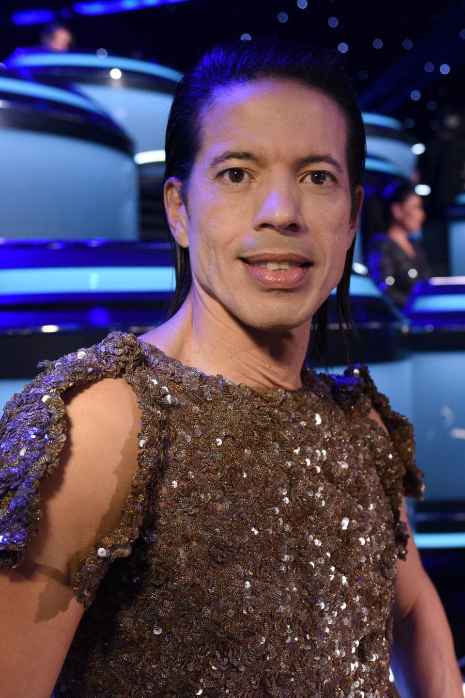 """Jorge González sitzt in der Jury von """"The World's Best"""""""