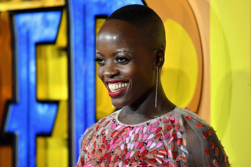 """Florence Kasumba ist die erste dunkelhäutige Ermittlerin im deutschen Fernsehen. Sie war bereits in den Hollywood- Blockbustern """"Black Panther""""und """"Avengers: Infinity War""""zu sehen"""