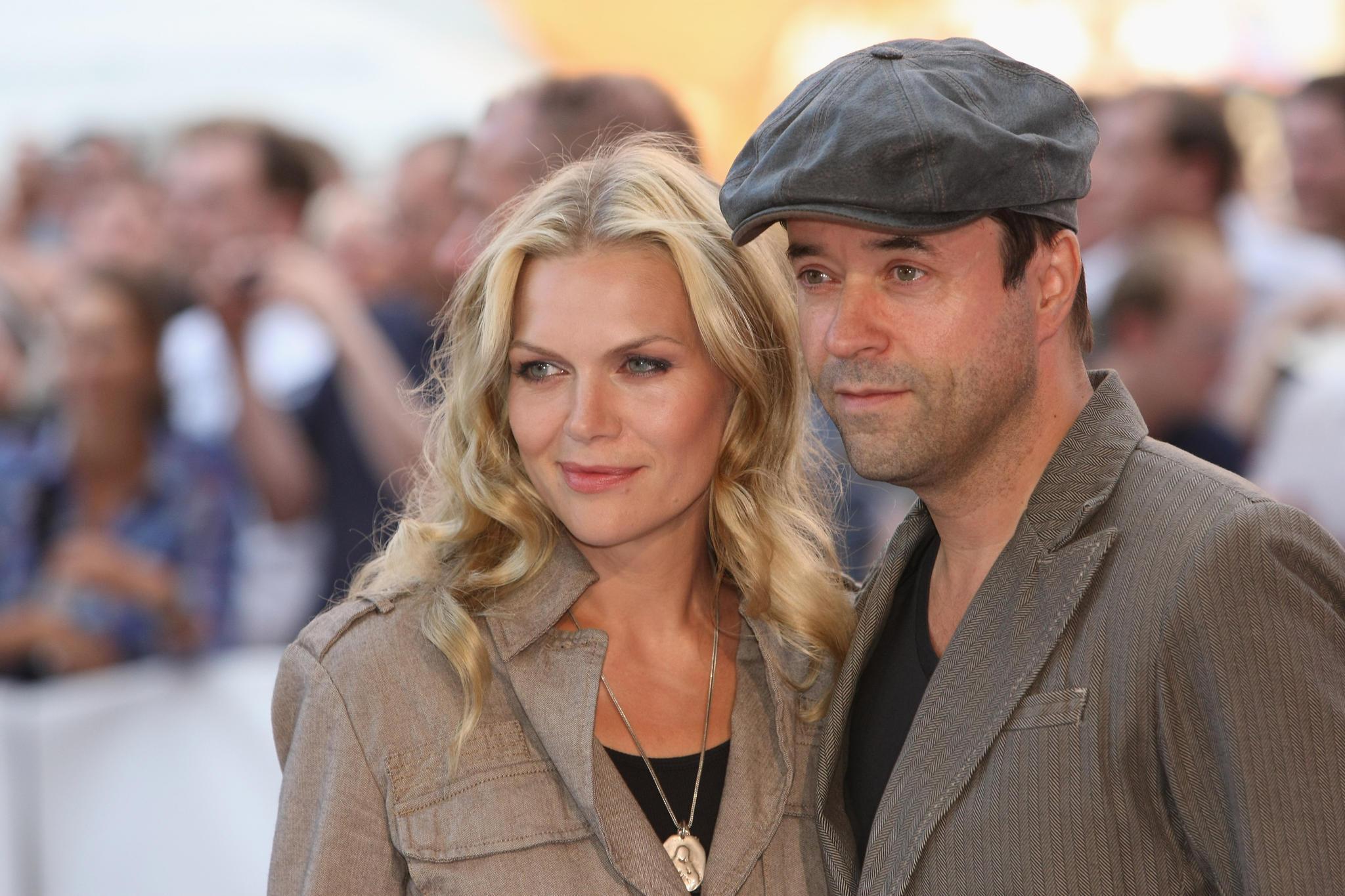 Jan Josef Liefers und Anna Loos sind seit 14 Jahren verheiratet
