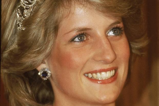 Prinzessin Diana bei einem Australienbesuch 1983
