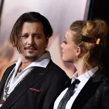 Früher Liebende, heute Feinde: Amber Heard und Johnny Depp streiten sich noch immer darum, was der Auslöser ihrer plötzlichen Trennung im Mai 2016 war