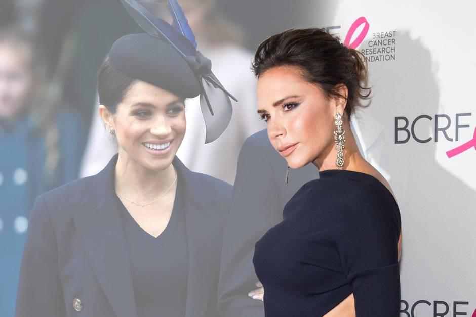 Victoria Beckham freut sich über die Unterstützung von Herzogin Meghan