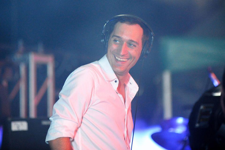 Star-DJ Paul van Dyk