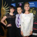 Schauspieler Stephen Baldwin hat gleich zwei schöne Töchter:Hailey (r.) ist Model und seit neuestem die Frau von Justin Bieber, ihre Schwester Alaia ist ebenfalls ins Model-Business gegangen.