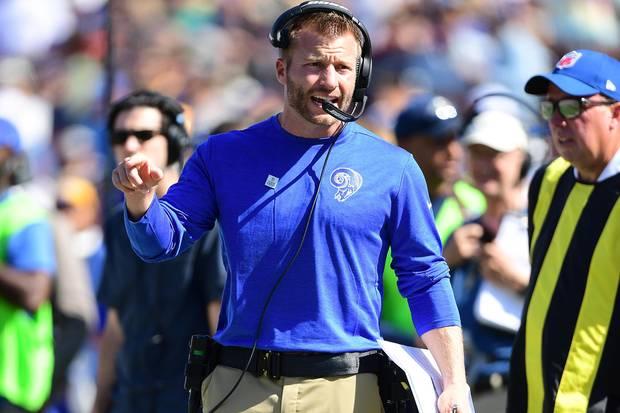 Sean McVay, Los Angeles Rams, Super Bowl 2019