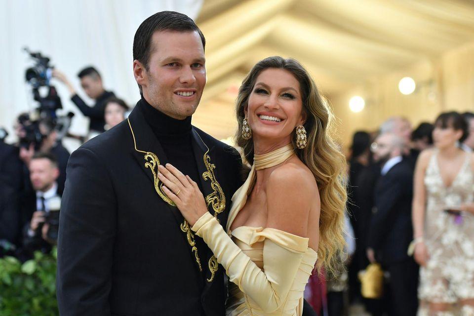 Tom Brady, Gisele Bündchen, Super Bowl 2019