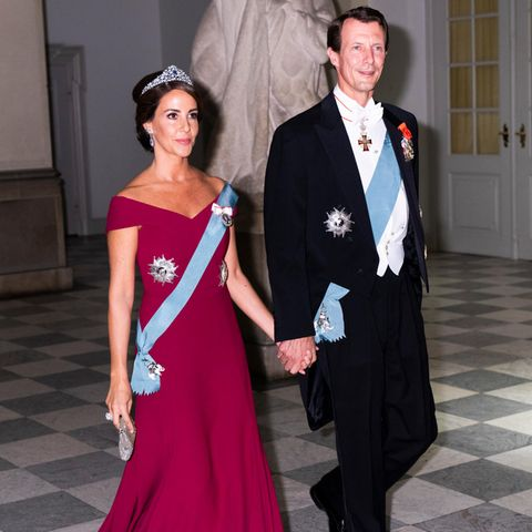 Prinzessin Marie, Prinz Joachim