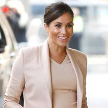 "Herozgin Meghan besucht das ""National Theatre"" in London"