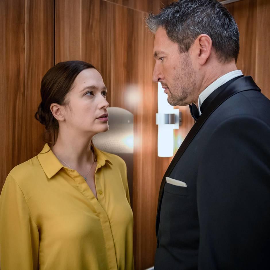 Ist Eva schwanger von Christoph?