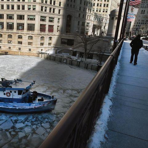 In Chicago wurden Temperaturen unter -30 Grad gemessen