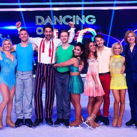 """Die neue Staffel von """"Dancing on Ice"""" startet im Herbst"""