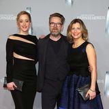 Noch ein schickes Style-Trio: Judith Richter, Matthias Matschkeund Valerie Niehaus