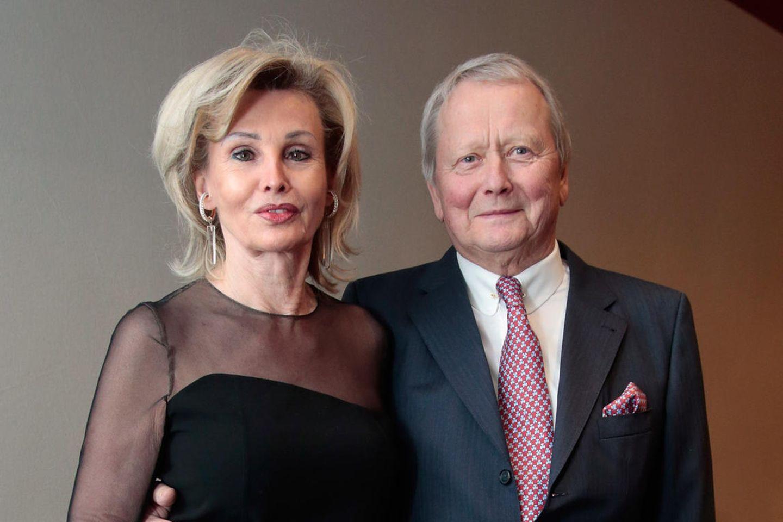 Prof. Claudia Hübner + Dr. Wolfgang Porsche