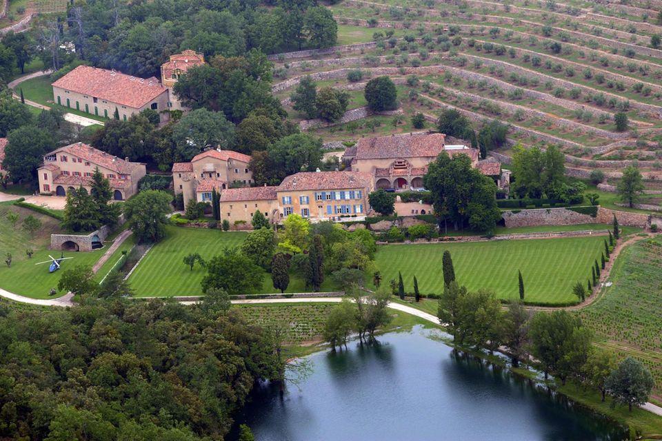 Miraval, Provence, Brad Pitt, Angelina Jolie