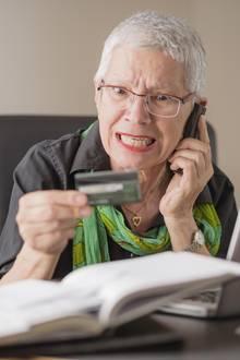 Betrüger schlagen gern per Telefon zu