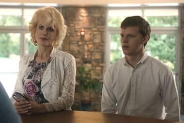"Nicole Kidman undLucas Hedges in ""Der verlorene Sohn"""