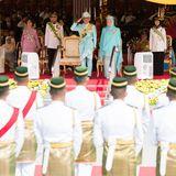 31. Januar 2019  Im Nationalpalast von Kuala Lumpur wirdSultan von Pahangzum neuen König von Malaysiaernannt.