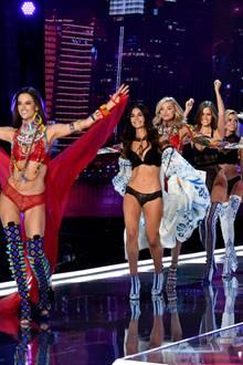 """Die """"Victoria's Secret""""-Engel"""