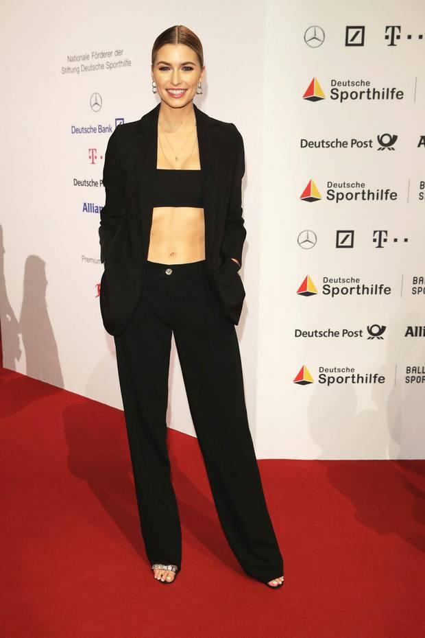 Lena Gercke Bilder Ihrer Schonsten Fashion Looks S 21