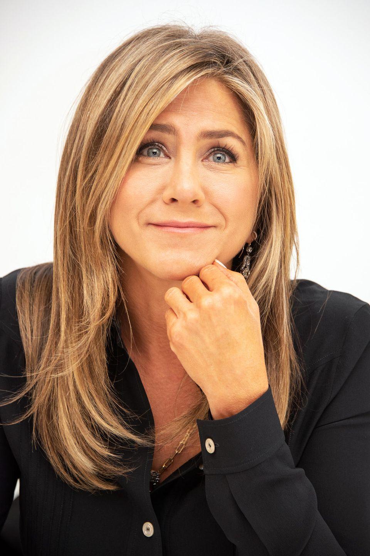 Oktober 2018  Ewig jung! Kaum zu glauben, dass Jennifer Aniston am 11. Februar 2019 bereits 50 Jahre alt wird.