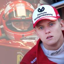 Mick Schumacher orientiert sich beruflich an seinem Vater Michael.