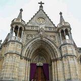 Die Trauerfeier für den verstorbenen Grafen von Paris findet in der königlichen Kapelle Saint-Louisim französischen Dreux statt.