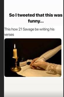 Demi Lovato macht sich über Savage 21 lustig...