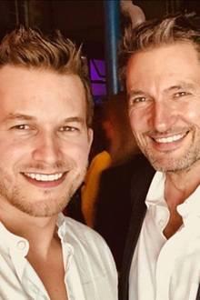 Florian Frowein (l.) und Dieter Bach (r.)