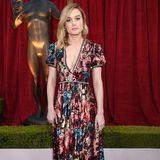 """Brie Larson gewinnt2016 einen Oscar für ihre Darstellung in dem Drama """"Raum"""". Diesmalwird sie die begehrte Trophäe überreichen."""