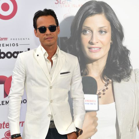 Marc Anthony + Dayanara Torres