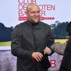 Leinwand-Urgestein Jürgen Vogel schaut sich in Berlin den Schauspiel-Nachwuchs an.