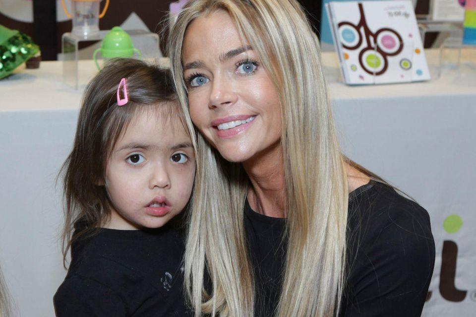 Denise Richards und Tochter Eloise