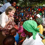 """InDzindzine besucht Mathilde das Wasserentsalzungsprojekt""""Water Gaza""""."""