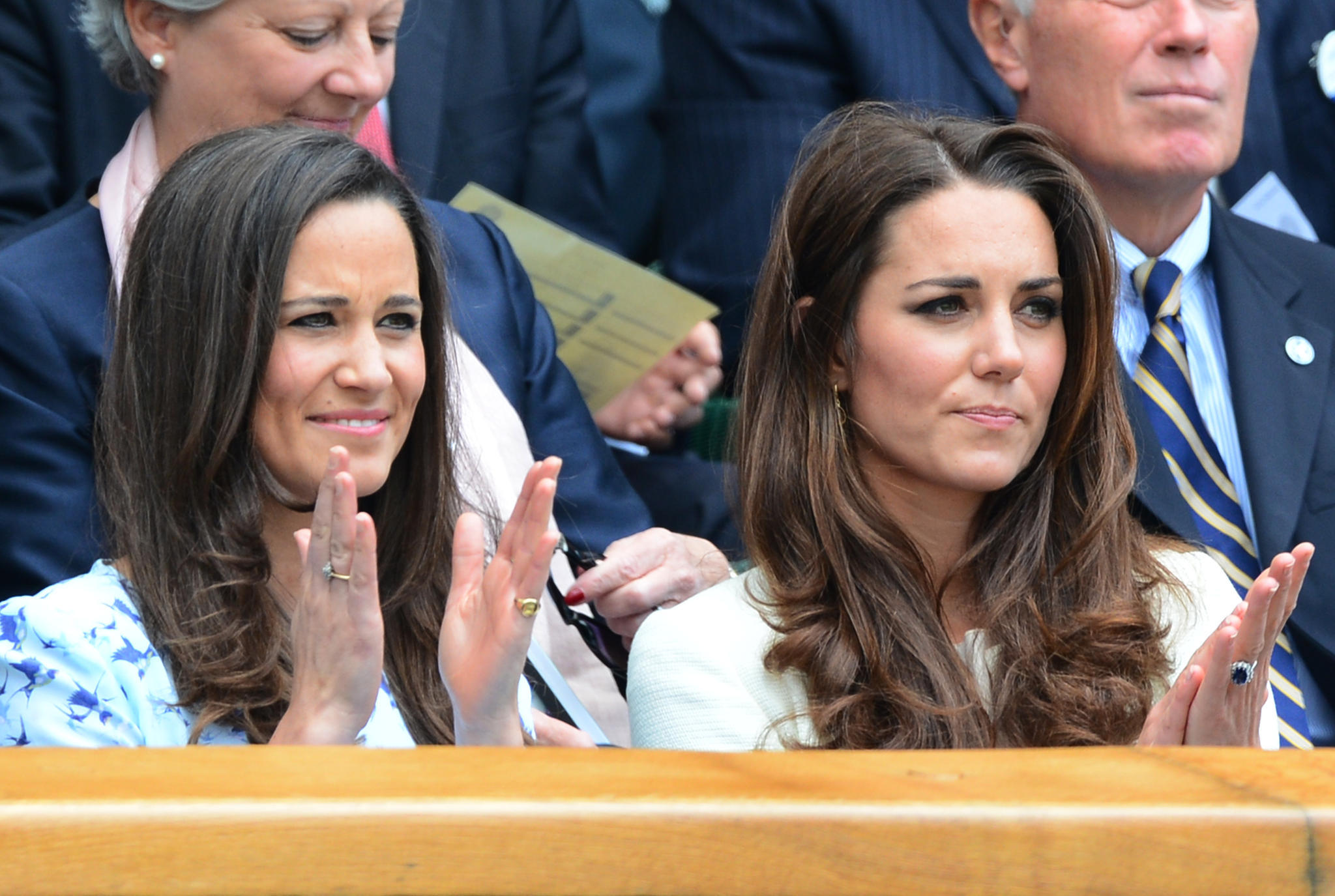 Pippa Middleton + Herzogin Catherine