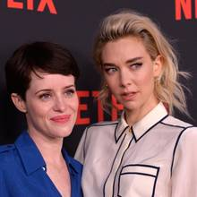 Claire Foy und Vanessa Kirby
