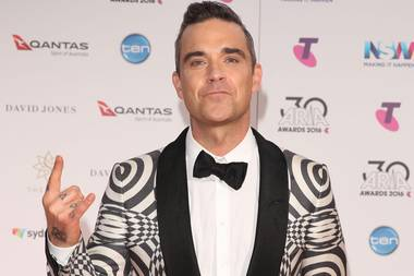 Robbie Williams bekommt Konkurrenz aus den eigenen Reihen