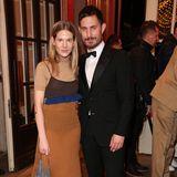 Kostümbildnerin Aino Laberenz und Schauspieler Clemens Schick gehören zu denPromi-Gästen.