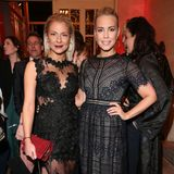 Schauspielschönheiten unter sich: Valentina Pahde (links) und Lara-Isabelle Rentinck.