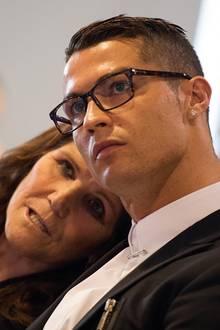 Dolores Aveiro, Cristiano Ronaldo