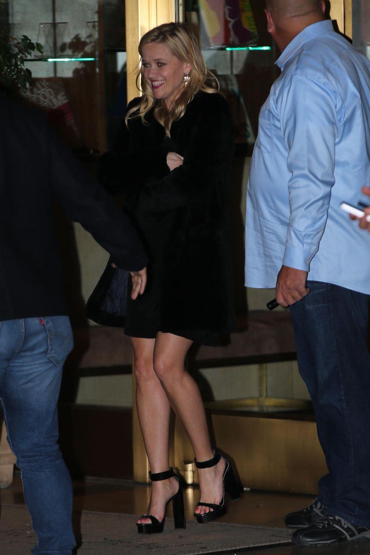 Auch Reese Witherspoon kommt zur Geburtstagsparty von Jennifer Aniston.
