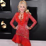 """Bei Dolly Parton lautet das Motto des Abends """"Mehr ist mehr""""."""