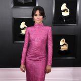 Pretty in Glitzer-Pink:Camila Cabello
